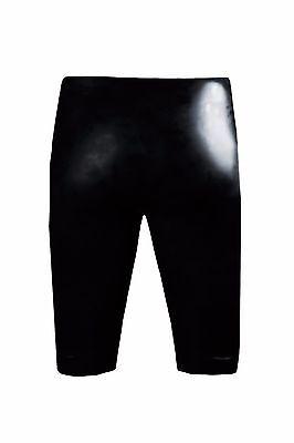 Red Fetish Bondage Latex Rubber Bermuda Shorts Sheath 5350 Gimp Slave Gay Dom 12