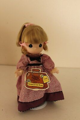 Precious Moments Doll Carla (9 in. American Children of the World) Item#1501