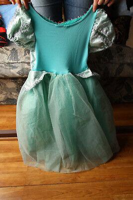 Disney Parks Ariel Dress The Little Mermaid Theme Park Souvenir Costume Read 2