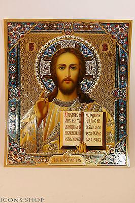 Chris Pantokrator Vizantija Orthodox Icon  Византия Спаситель Икона Ikone