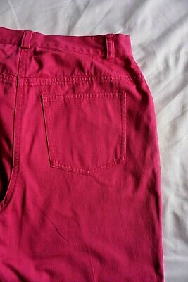 NWT Petite Sophisticate Pink Capezio Woman's Pants Size 8 Orig. $29.00 6