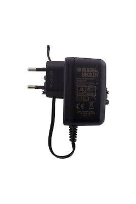 Black & Decker carica batterie 18V BD1800 EPC186 GKC1817 GLC2500 GPC900 GTC610 3
