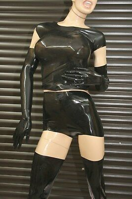 LATEXVERTRIEB, Latex Hot Pants, unisex