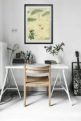 My Neighbor Totoro Poster - Chinese Promotion Art - High Quality Prints 5