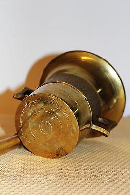 Mörser Schlegel Stössel antik Pistill Küche Pulver Deko Tabletten #6257 3