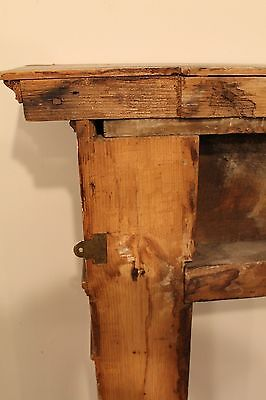 18th Century Adams Fireplace Mantel Carved Wood Basket, Urns, Floral Swags Etc. 10