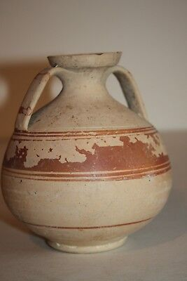 ANCIENT GREEK POTTERY AMPHORA 4th CENTURY BC 3