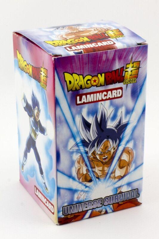 Album Raccoglitore Figurine Lamincard Dragon Ball Universe Survival + 24 Bustine 4