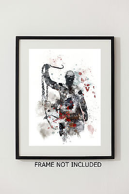 FANTASTIC HELLRAISER HORROR CANVAS #2 QUALITY ARTWORK PICTURE A1 A3 FREE P/&P