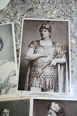 Six Edwardian Romans   Original Postcards    £15 The Lot ! 3