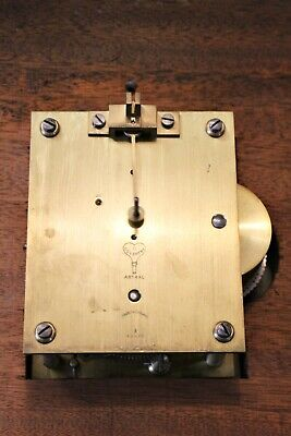 Antique Extra Large Extra Rare English Fusee 'Bethell', Coventry Astral Clock 10
