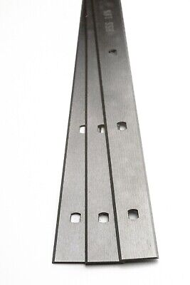 410mm Replacement for HAMMER planer knives 3 PER PACK INC VAT - Special Holes 3