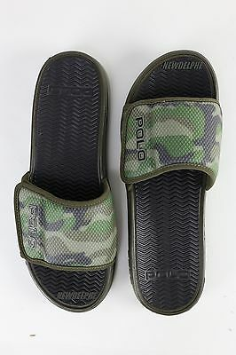 da719a3f7de ... NWT Polo Ralph Lauren Men s Pony Logo Flip Flops Sandals Slippers 2018  Edition 2