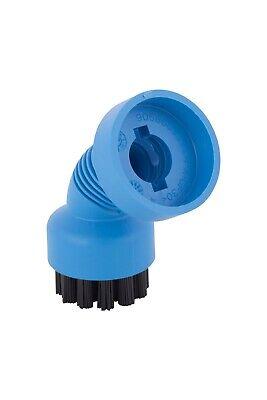 Black & Decker Brosse de Nettoyage Bleu Machine Sol Vapeur Balai FSMH1621 2