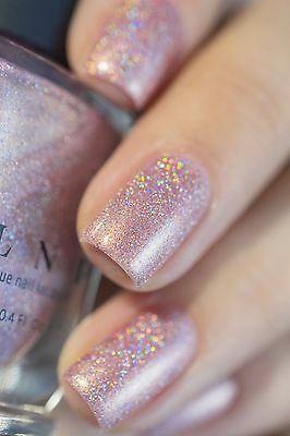 ILNP BALLET SLIPPER - Soft Pink Holographic Nail Polish - $10.00 ...