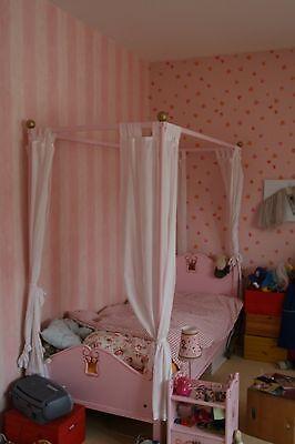 ... Spiegelburg Prinzessin Lillifee Kinderzimmer Bett Nachtisch Lampe 2