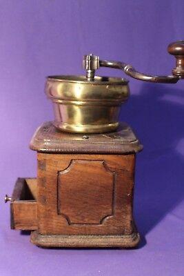 Kaffeemühle Trichter offen flämische  moulin a cafe coffee grinder # K-6325