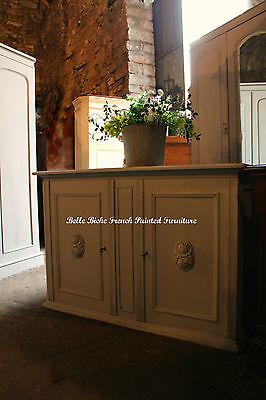 Gustavian Style - Antique Flemish Cupboard - Ideal Larder /Linen Cupboard 5