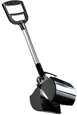 Dog Pooper Scooper Large for Pets and Cats  Heavy Duty Waste Pickup Remover 2