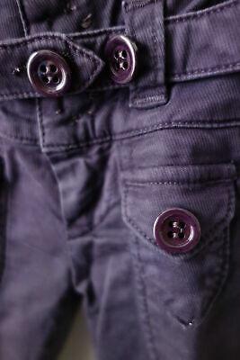 PANTALON évasé Nolita Pocket 2ans Violet NEUF étiqueté 5