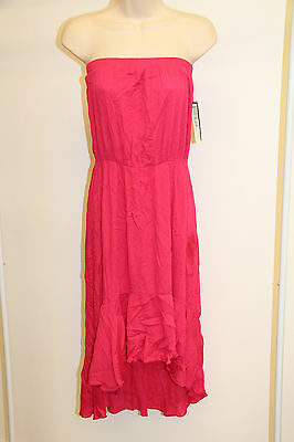 NWT Coco Bianco Swimsuit Bikini Cover Up Tunic Dress Size M RTUBK