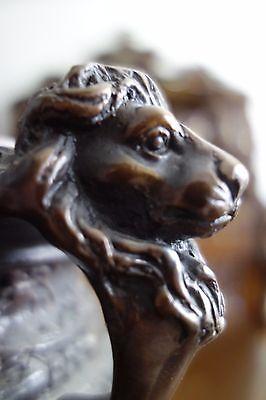 Gothic Bronze Urn 5