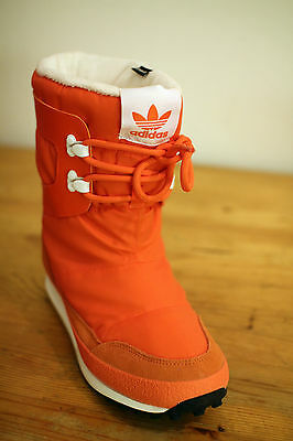 Adidas Originals Snowrush Winter Stiefel Rot Gr 37,38,39,40
