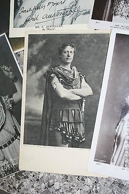 Six Edwardian Romans   Original Postcards    £15 The Lot ! 5