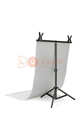 Backdrop Support | T Stand & Crossbar Background Kit | Photography T-Bar Vinyl 4