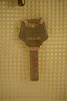 Collection of Antique Hotel Room Keys! Mounted & NICE! w/ LELAND HOTEL KEY! 4