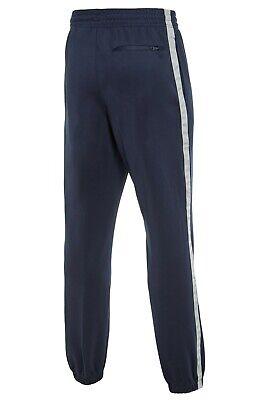 HOMMES NIKE SURVÊTEMENT Pantalon Bleu MarineGris UK Hommes
