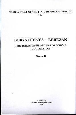 Borisfen-Berezan.Black Sea.BORYSTHENES -BEREZAN HERMITAGE ARCHAEOLOGICAL COLLECT 2