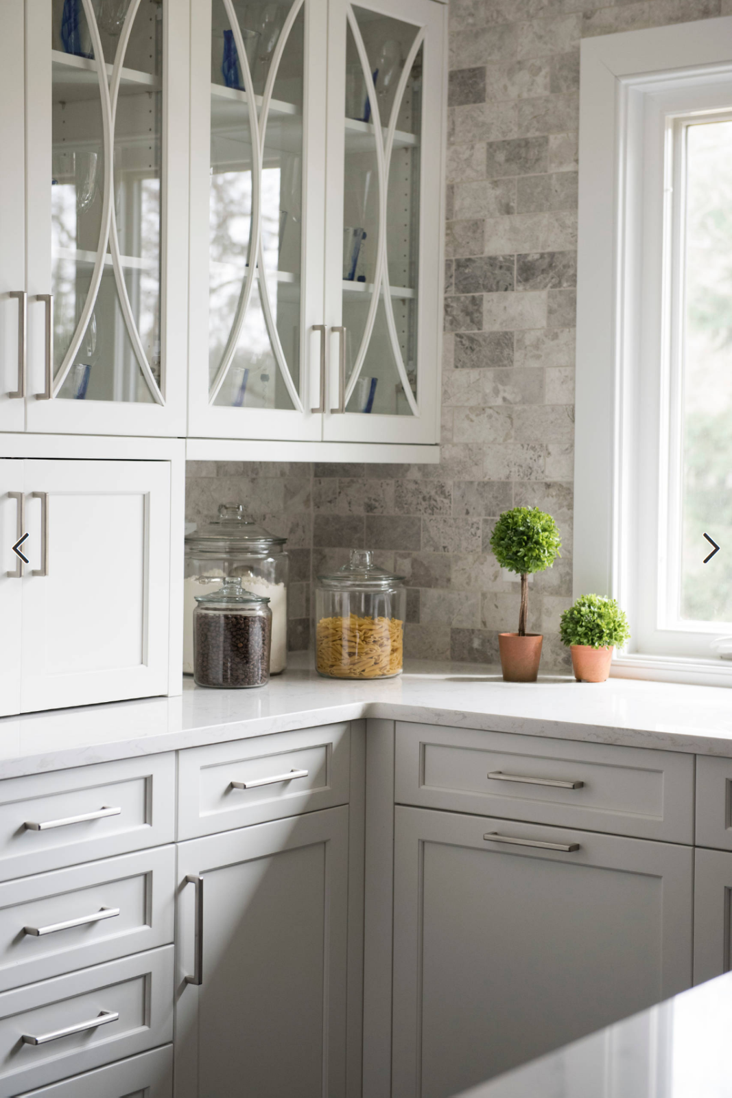 Stainless Steel Kitchen Cabinet Handles Square Door Knobs Cupboard Drawer Pulls 6