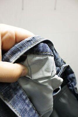 Lee Denver (Cod.J359) Tg.42 W28 L34 jeans usato bootcut zampa vintage. 3