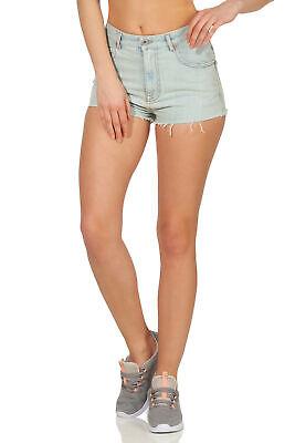 DIESEL culotte da donna jeans 00cm2i-008nb-01 Nayli calzoncini women Nuovo