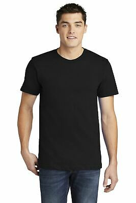 American Apparel USA Collection Fine Jersey T-Shirt Made in America Tee 2001A 4