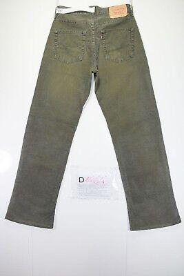 Levis 518 (Cod. D1464) Tg.44  W30 L34  jeans usato bootcut vintage 2