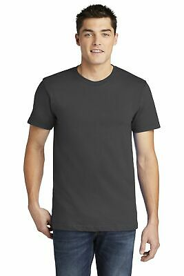 American Apparel USA Collection Fine Jersey T-Shirt Made in America Tee 2001A 3
