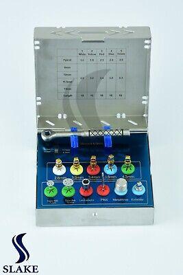 Dental Bone Expander Kit Sinus Lift With Saw Disks Surgical Implant Instruments 2