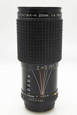 Objectif ZOOM -  SMC Pentax 70-210 mm 1:4 10