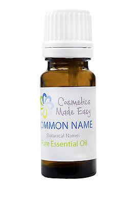 10ml Essential Oils - 100+ Fragrances 100% Pure & Natural, Excellent Quality Oil 2