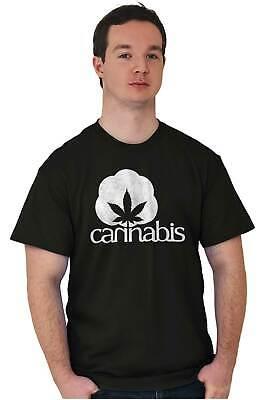 Marijuana Tee Shirt Pot T Shirts For Mens Women Stoner Novelty Gift TShirts Tees 4