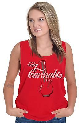 420 Marijuana Stoner Weed Pot Joint Novelty Adult Tank Top T-Shirt Tees Tshirt 5