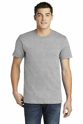 American Apparel USA Collection Fine Jersey T-Shirt Made in America Tee 2001A 9