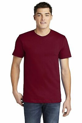 American Apparel USA Collection Fine Jersey T-Shirt Made in America Tee 2001A 10