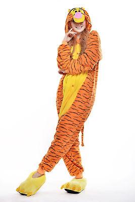 Unisex Adult Winnie The Pooh Flannel Onesie11 Cosplay Costume Kigurumi Pajamas* 10