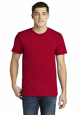 American Apparel USA Collection Fine Jersey T-Shirt Made in America Tee 2001A 12