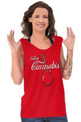 420 Marijuana Stoner Weed Pot Joint Novelty Adult Tank Top T-Shirt Tees Tshirt 3