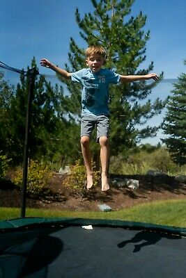 Trampoline Replacement Jumping Mat (Choose 8 10 12 14 or 15 foot) Trampoline Pro 5