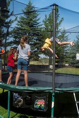 Trampoline Replacement Jumping Mat (Choose 8 10 12 14 or 15 foot) Trampoline Pro 6